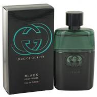 Gucci Guilty Black by Gucci - Eau De Toilette Spray 50 ml f. herra