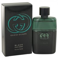 Gucci Guilty Black by Gucci - Eau De Toilette Spray 50 ml f. herra