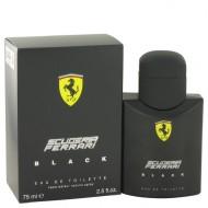Ferrari Scuderia Black by Ferrari - Eau De Toilette Spray 75 ml f. herra