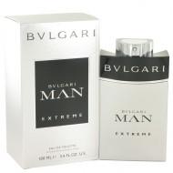Bvlgari Man Extreme by Bvlgari - Eau De Toilette Spray 100 ml f. herra