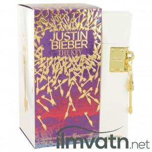 The Key by Justin Bieber - Eau De Parfum Spray 100 ml f. dömur