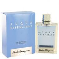 Acqua Essenziale by Salvatore Ferragamo - Eau De Toilette Spray 100 ml d. herra
