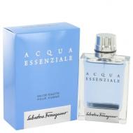 Acqua Essenziale by Salvatore Ferragamo - Eau De Toilette Spray 50 ml d. herra