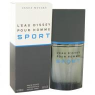 L'eau D'Issey Pour Homme Sport by Issey Miyake - Eau De Toilette Spray 100 ml f. herra