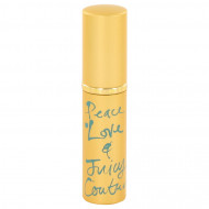 Peace Love & Juicy Couture by Juicy Couture - Mini EDP Spray 4 ml f. dömur
