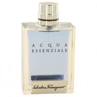 Acqua Essenziale by Salvatore Ferragamo - Eau De Toilette Spray (Tester) 100 ml d. herra