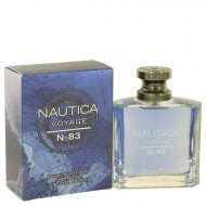 Nautica Voyage N-83 by Nautica - Eau De Toilette Spray 100 ml f. herra