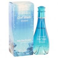Cool Water Into The Ocean by Davidoff - Eau De Toilette Spray 100 ml f. dömur