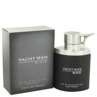 Yacht Man Black by Myrurgia - Eau De Toilette Spray 100 ml f. herra