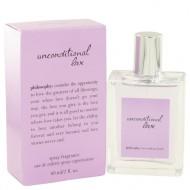 Unconditional Love by Philosophy - Eau De Toilette Spray 60 ml f. dömur