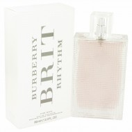 Burberry Brit Rhythm by Burberry - Eau De Toilette Spray 90 ml f. dömur