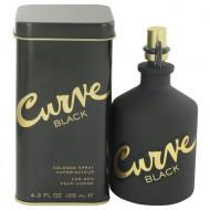 Curve Black by Liz Claiborne - Cologne Spray 125 ml f. herra