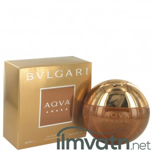 Bvlgari Aqua Amara by Bvlgari - Eau De Toilette Spray 100 ml f. herra