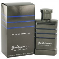 Baldessarini Secret Mission by Hugo Boss - Eau De Toilette Spray 90 ml d. herra