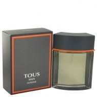 Tous Man Intense by Tous - Eau De Toilette Spray 100 ml f. herra