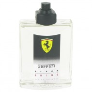 Ferrari Black Shine by Ferrari - Eau De Toilette Spray (Tester) 125 ml f. herra