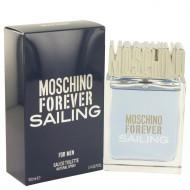 Moschino Forever Sailing by Moschino - Eau De Toilette Spray 100 ml f. herra