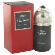 Pasha De Cartier Noire by Cartier - Eau De Toilette Spray 100 ml f. herra