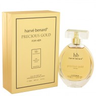 Precious Gold by Harve Benard - Eau De Parfum Spray 100 ml f. dömur