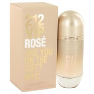 212 VIP Rose by Carolina Herrera - Eau De Parfum Spray 80 ml f. dömur