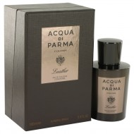 Acqua Di Parma Colonia Leather by Acqua Di Parma - Eau De Cologne Concentree Spray 100 ml f. herra