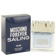Moschino Forever Sailing by Moschino - Eau De Toilette Spray 50 ml f. herra
