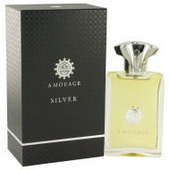 Amouage Silver by Amouage - Eau De Parfum Spray 100 ml f. herra