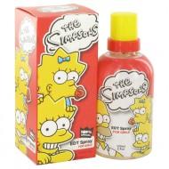 The Simpsons by Air Val International - Eau De Toilette Spray 100 ml f. dömur