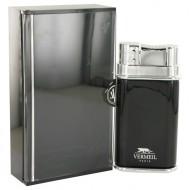 Vermeil Black by Vermeil - Eau De Toilette Spray 100 ml f. herra