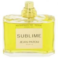 SUBLIME by Jean Patou - Eau De Parfum Spray (Tester) 75 ml f. dömur