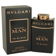 Bvlgari Man In Black by Bvlgari - Eau De Parfum Spray 100 ml f. herra