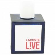 Lacoste Live by Lacoste - Eau De Toilette Spray (Tester) 100 ml f. herra