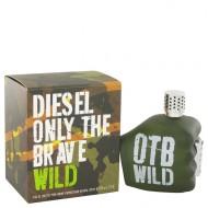 Only The Brave Wild by Diesel - Eau De Toilette Spray 125 ml d. herra