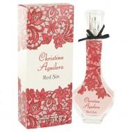 Christina Aguilera Red Sin by Christina Aguilera - Eau De Parfum Spray 50 ml f. dömur