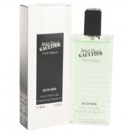 Jean Paul Gaultier Monsieur Eau Du Matin by Jean Paul Gaultier - Friction Parfumee Invigorating Fragrance 100 ml f. herra