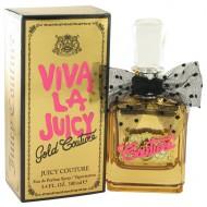 Viva La Juicy Gold Couture by Juicy Couture - Eau De Parfum Spray 100 ml f. dömur