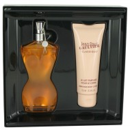 JEAN PAUL GAULTIER by Jean Paul Gaultier - Gjafasett- 3.3 oz Eau De Toilette Spray + 2.5 Body Lotion f. dömur