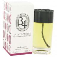 34 boulevard saint germain by Diptyque - Eau De Toilette Spray (Unisex) 100 ml f. dömur