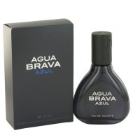 Agua Brava Azul by Antonio Puig - Eau De Toilette Spray 100 ml d. herra