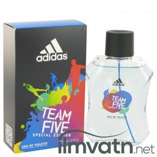 Adidas Team Five by Adidas - Eau De Toilette Spray 100 ml f. herra