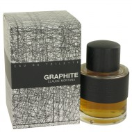 Graphite by Claude Montana - Eau De Toilette Spray 100 ml f. herra