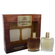 STETSON by Coty - Gjafasett- 2 oz Collector's Edition Cologne + 2 oz Collector's Edition After Shave f. herra