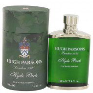 Hugh Parsons Hyde Park by Hugh Parsons - Eau De Parfum Spray 100 ml f. herra