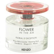 Kenzo Flower In The Air Floral D'exception by Kenzo - Eau De Parfum Spray (Tester) 100 ml f. dömur