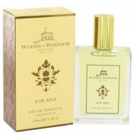 Woods of Windsor by Woods of Windsor - Eau De Toilette Spray (Tester) 100 ml f. herra