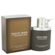 Yacht Man Chocolate by Myrurgia - Eau De Toilette Spray 100 ml f. herra