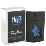 ANGEL by Thierry Mugler - Eau De Toilette Spray Refillable (Rubber Flask) 50 ml f. herra