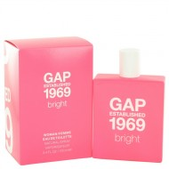Gap 1969 Bright by Gap - Eau De Toilette Spray 100 ml f. dömur