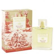 Ballade Verte by Manuel Canovas - Eau De Parfum Spray 100 ml f. dömur