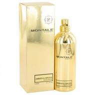 Montale Amber & Spices by Montale - Eau De Parfum Spray (Unisex) 100 ml f. dömur
